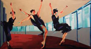 Red Carpet Tobacco Dancers, Private Collection