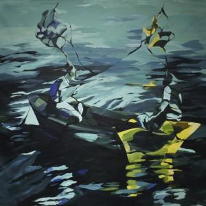 Goldhaubenvernetzungsboot