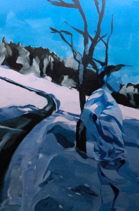 SnowGlassHuman, Private Collection