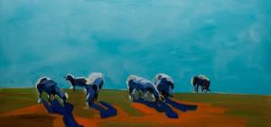 Solarized Sheep - Kunstsammlung der Stadt Linz