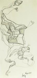 Zeichnung oT24